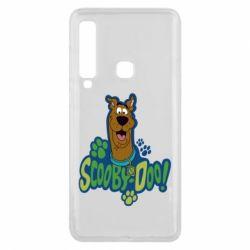 Чехол для Samsung A9 2018 Scooby Doo!
