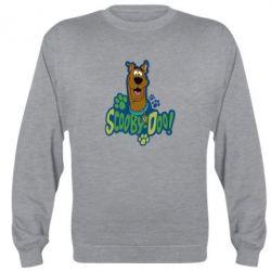 Реглан (свитшот) Scooby Doo! - FatLine