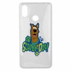 Чехол для Xiaomi Mi Max 3 Scooby Doo!