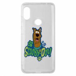 Чехол для Xiaomi Redmi Note 6 Pro Scooby Doo!