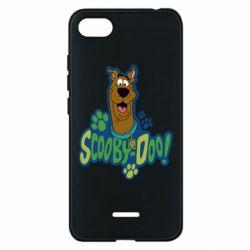 Чехол для Xiaomi Redmi 6A Scooby Doo!