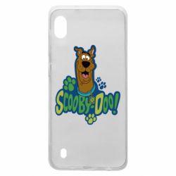 Чехол для Samsung A10 Scooby Doo!