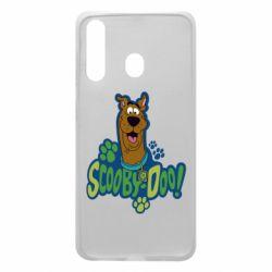 Чехол для Samsung A60 Scooby Doo!