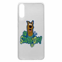 Чехол для Samsung A70 Scooby Doo!