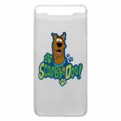 Чехол для Samsung A80 Scooby Doo!