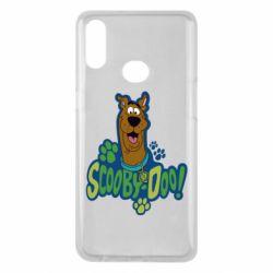 Чехол для Samsung A10s Scooby Doo!