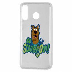 Чехол для Samsung M30 Scooby Doo!