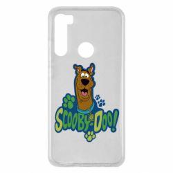 Чехол для Xiaomi Redmi Note 8 Scooby Doo!