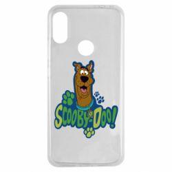 Чехол для Xiaomi Redmi Note 7 Scooby Doo!