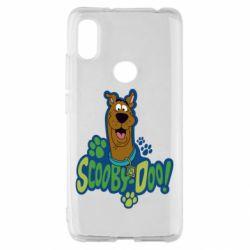 Чехол для Xiaomi Redmi S2 Scooby Doo!