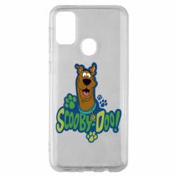 Чехол для Samsung M30s Scooby Doo!