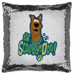 Подушка-хамелеон Scooby Doo!