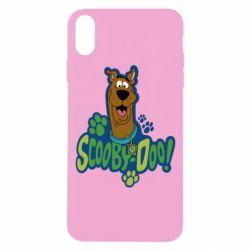 Чехол для iPhone X/Xs Scooby Doo!