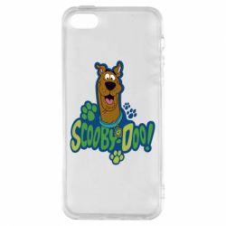Чехол для iPhone5/5S/SE Scooby Doo!