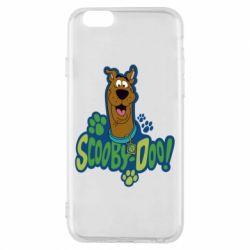Чехол для iPhone 6/6S Scooby Doo!