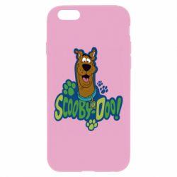 Чехол для iPhone 6 Plus/6S Plus Scooby Doo!