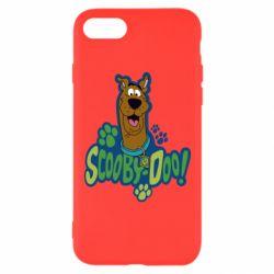 Чехол для iPhone 8 Scooby Doo!