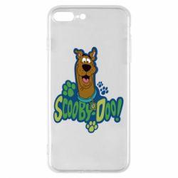 Чехол для iPhone 8 Plus Scooby Doo!