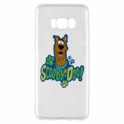 Чехол для Samsung S8 Scooby Doo!