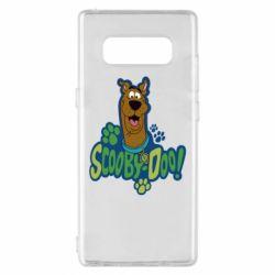 Чехол для Samsung Note 8 Scooby Doo!