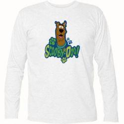 Футболка с длинным рукавом Scooby Doo! - FatLine