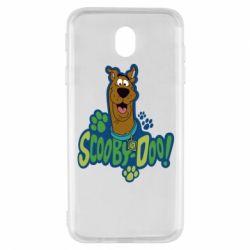 Чехол для Samsung J7 2017 Scooby Doo!