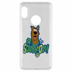 Чехол для Xiaomi Redmi Note 5 Scooby Doo!