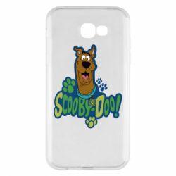 Чехол для Samsung A7 2017 Scooby Doo!