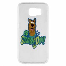 Чехол для Samsung S6 Scooby Doo!