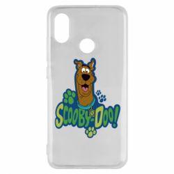 Чехол для Xiaomi Mi8 Scooby Doo!