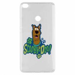 Чехол для Xiaomi Mi Max 2 Scooby Doo!