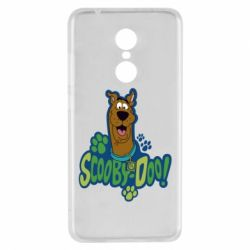 Чехол для Xiaomi Redmi 5 Scooby Doo!