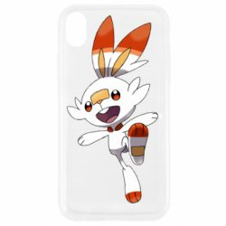 Чехол для iPhone XR Scorbunny