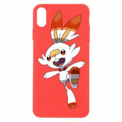 Чехол для iPhone Xs Max Scorbunny
