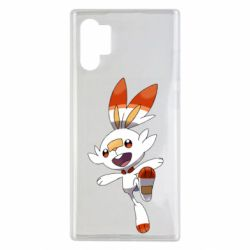 Чехол для Samsung Note 10 Plus Scorbunny