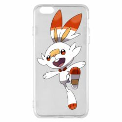 Чехол для iPhone 6 Plus/6S Plus Scorbunny