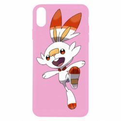 Чехол для iPhone X/Xs Scorbunny