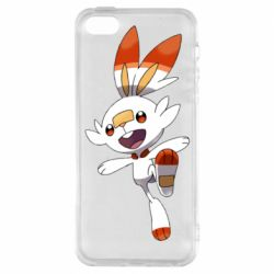 Чехол для iPhone5/5S/SE Scorbunny