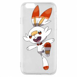 Чехол для iPhone 6/6S Scorbunny