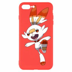 Чехол для iPhone 8 Plus Scorbunny