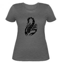 Женская футболка Scorpio