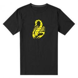 Чоловіча стрейчева футболка Scorpio