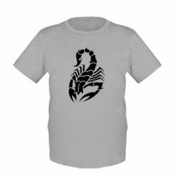 Детская футболка Scorpio