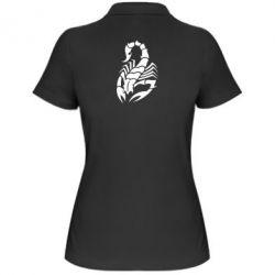 Жіноча футболка поло Scorpio