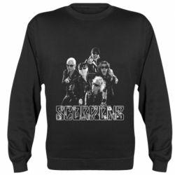 Реглан (свитшот) Scorpions 2016