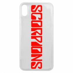 Чохол для iPhone Xs Max Scorpions