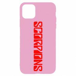Чохол для iPhone 11 Scorpions
