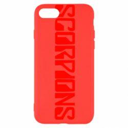 Чохол для iPhone 7 Scorpions