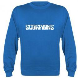 Реглан (свитшот) Scorpions - FatLine