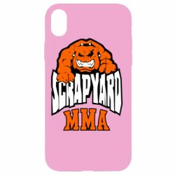 Чехол для iPhone XR Scrapyard MMA